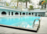swimming pool serviced apartment