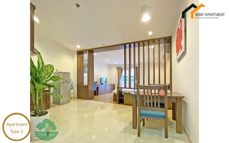 Apartments table binh thanh balcony tenant