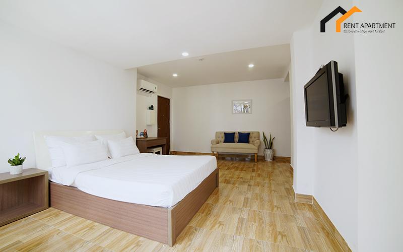 bedroom phong studio apartment