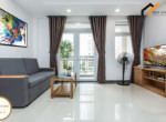 House Duplex garden serviced lease