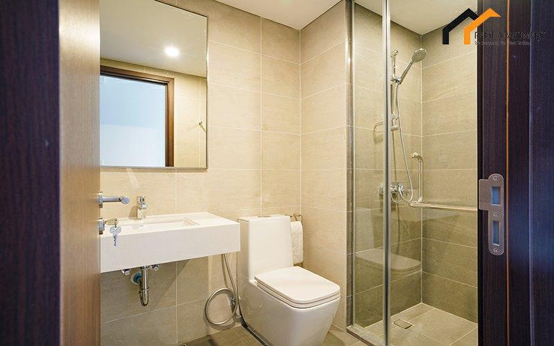 Real estate fridge wc window deposit