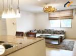 Storey livingroom light flat district