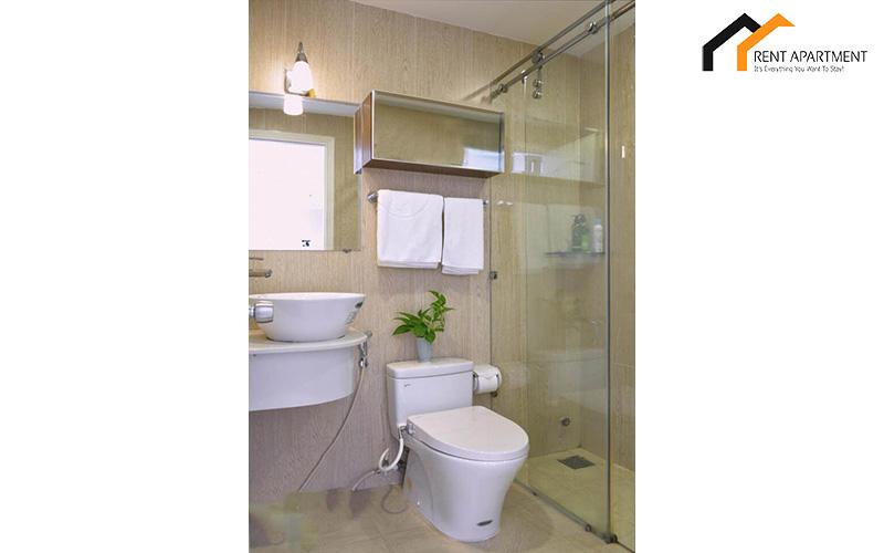 apartment fridge microwave condominium sink