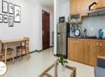apartment livingroom storgae apartment district