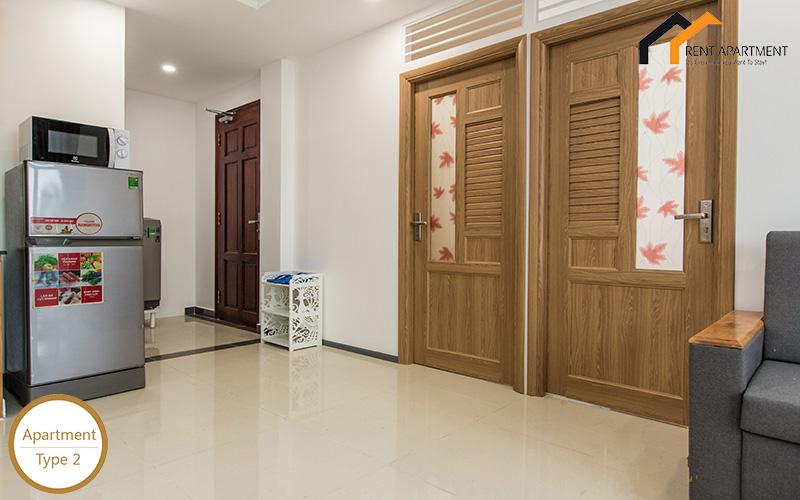 Apartments dining bathroom service deposit