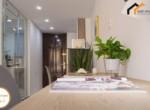flat sofa Elevator House types deposit