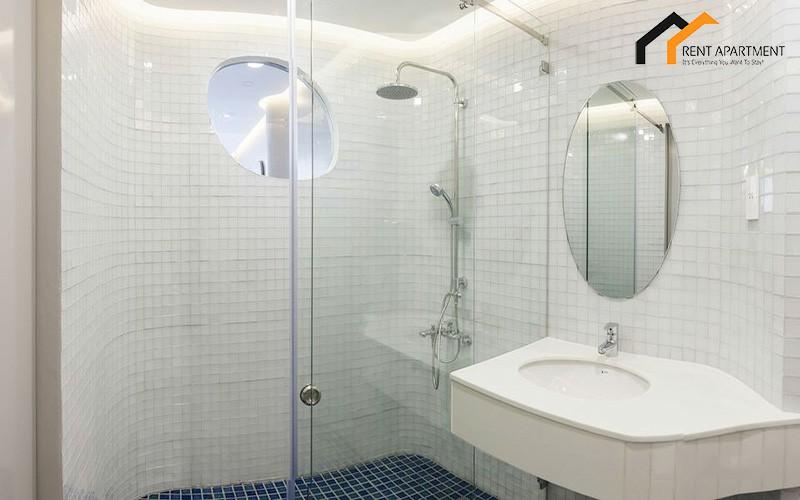 Storey building bathroom condominium district
