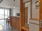 flat Storey garden condominium rent