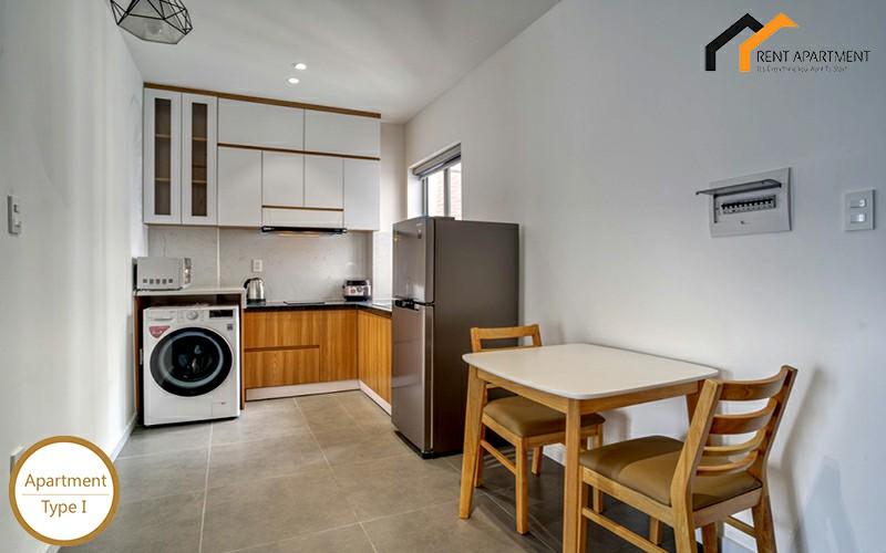 flat building binh thanh condominium deposit