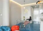 flat livingroom bathroom leasing estate