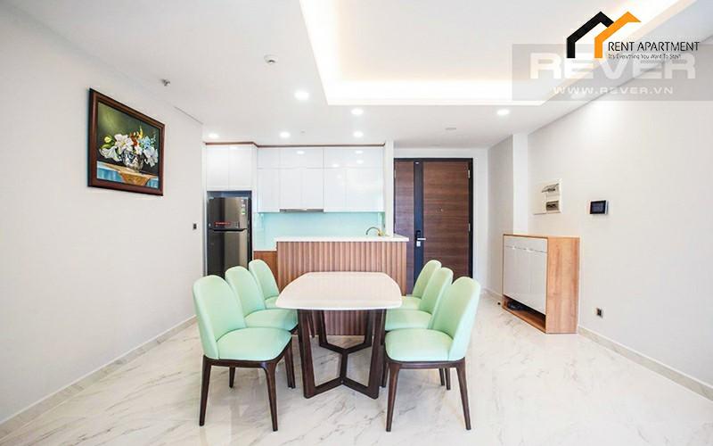 Apartments bedroom toilet stove properties