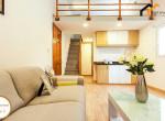 Apartments building toilet flat properties