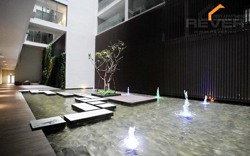 Apartments fridge garden leasing sink