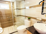 Apartments livingroom rental service sink