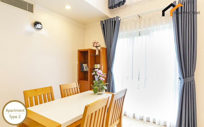 Apartments terrace light condominium contract