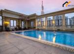 House Duplex garden apartment estate