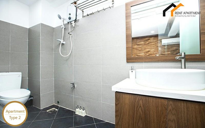 House bedroom lease serviced estate