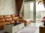 Real estate area room balcony Residential