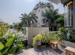 Saigon Duplex Architecture stove lease