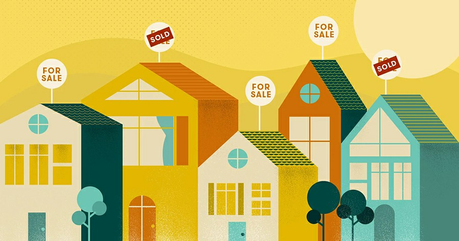Real estate market là gì