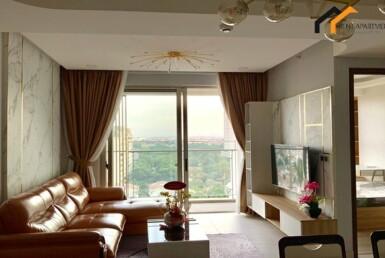 Saigon Duplex Elevator serviced properties