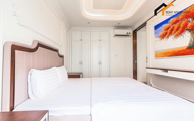Saigon Duplex garden condominium tenant