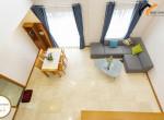 Saigon Housing furnished balcony estate