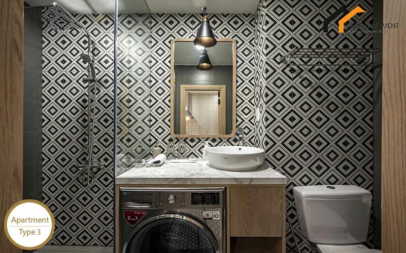 Saigon fridge wc House types tenant