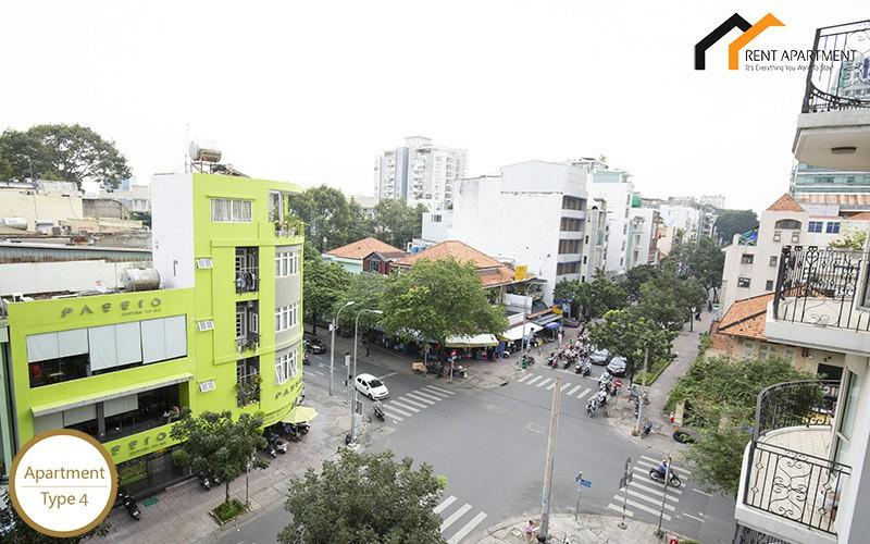Saigon terrace furnished accomadation contract