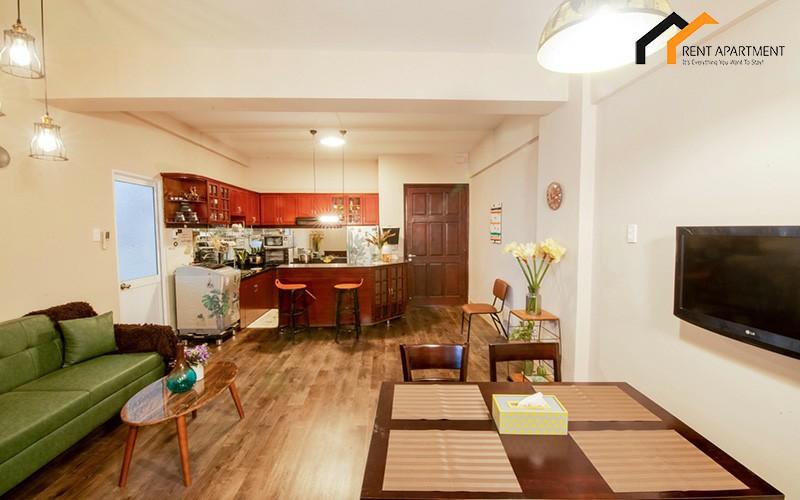 apartment area furnished studio sink