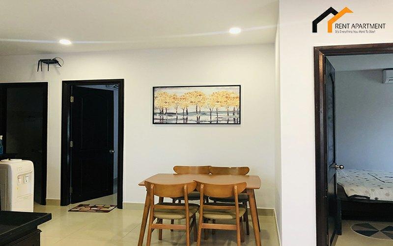 apartment bedroom rental flat district