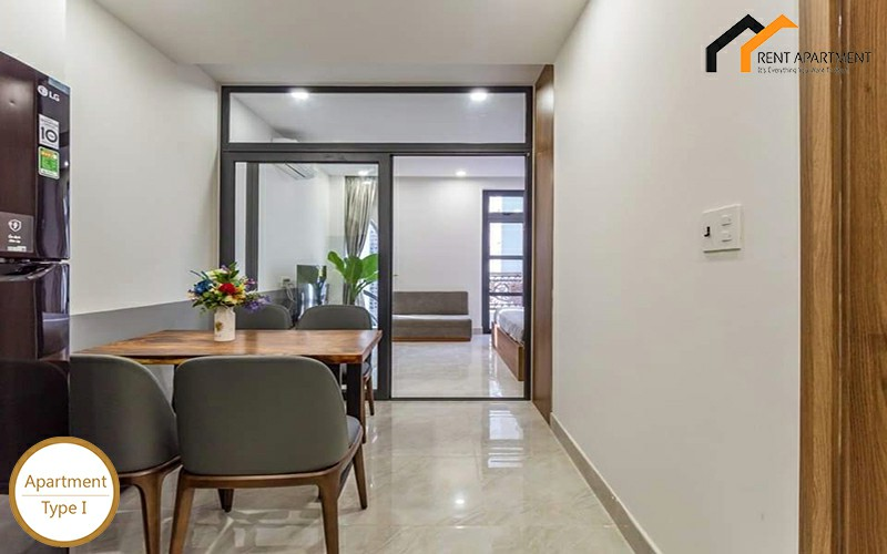 apartment fridge Elevator balcony Residential
