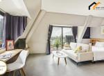 apartment livingroom furnished serviced rentals