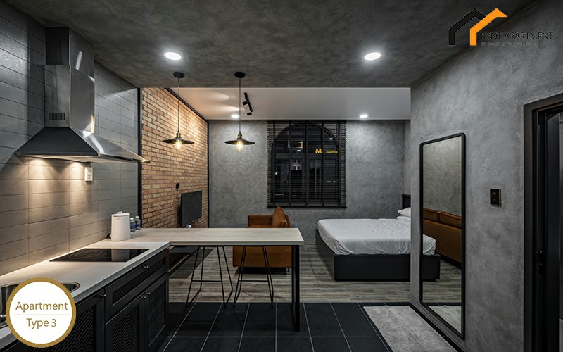 apartments bedroom Elevator House types sink