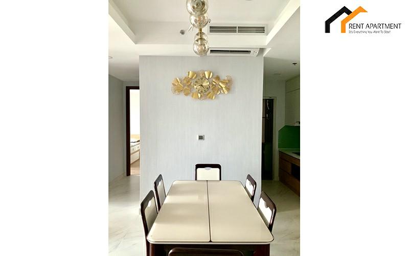 apartments table room studio estate