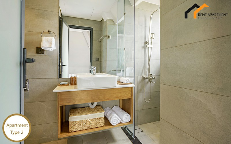 Apartments dining bathroom studio landlord