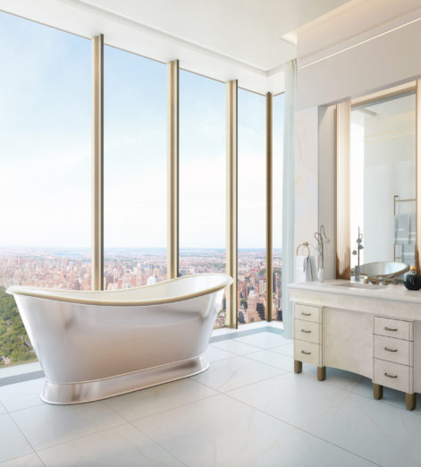 Căn hộ penthouse 111 West 57th Street 1