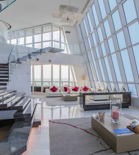 Căn hộ penthouse 23 Marina 1