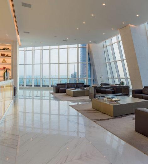 Căn hộ penthouse 23 Marina 2