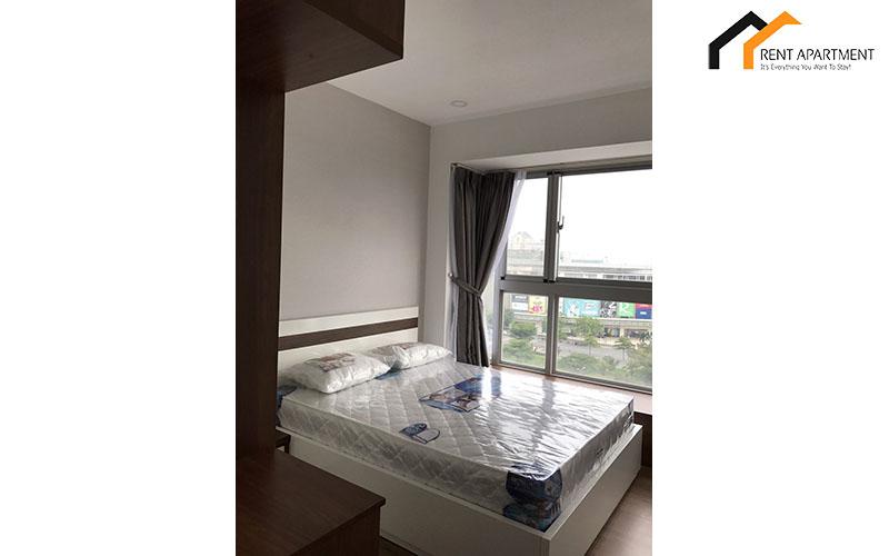 flat bedroom binh thanh flat property