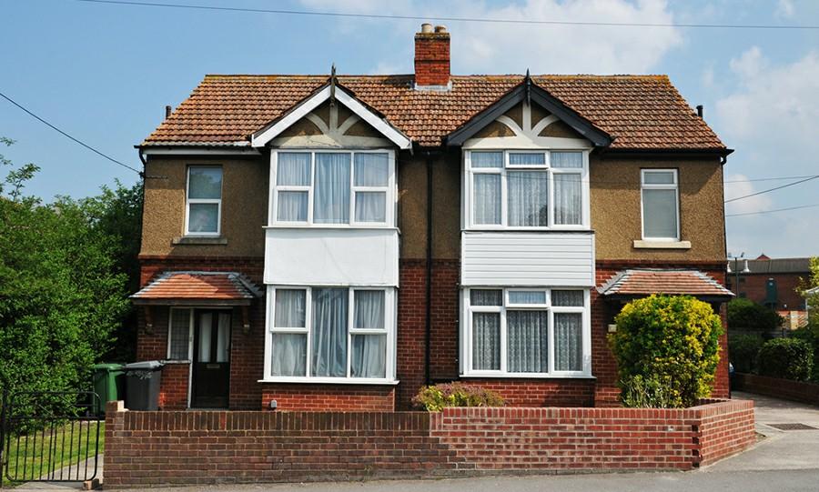 Semi-detached house là gì