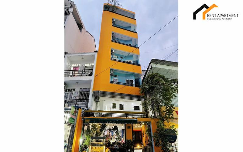 Apartments garage storgae balcony owner