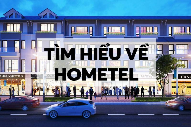 Hometel là gì