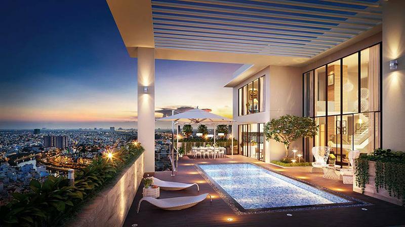 Đặc điểm của Sky Villa