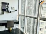 rent building binh thanh studio deposit