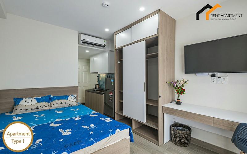 Apartments building furnished condominium