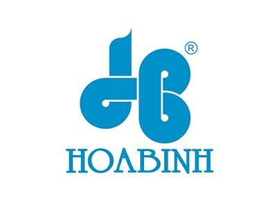Hoa Bình Corpoation logo