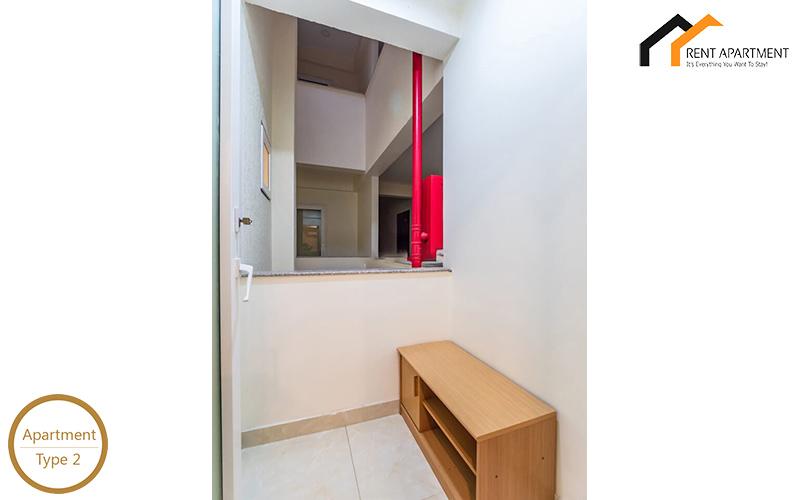Real estate area toilet window rentals
