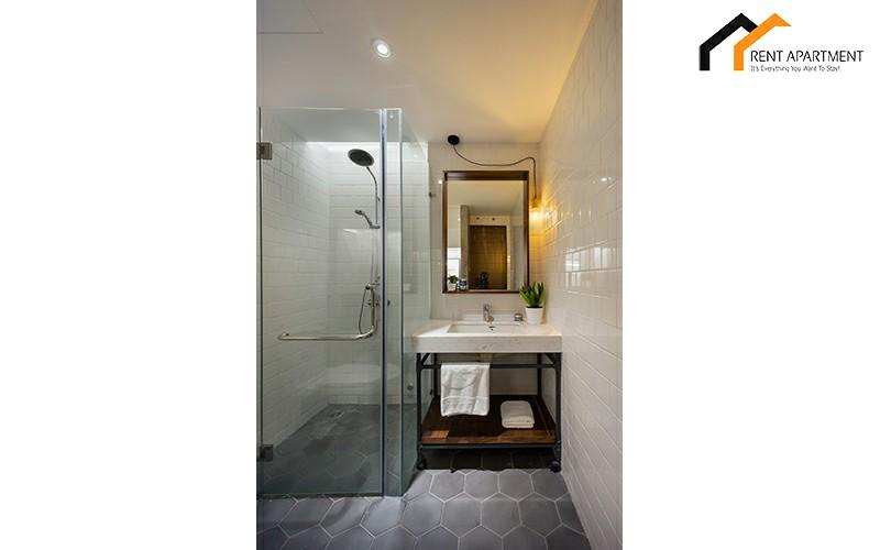 Real estate table toilet window estate