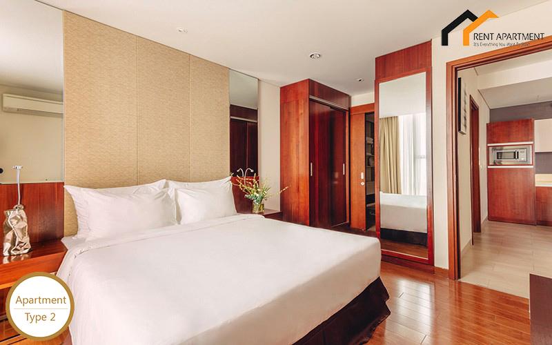 Saigon building room flat district